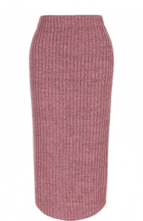 Шерстяная юбка-миди фактурной вязки Rag&Bone Rag&Bone