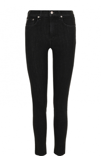 Укороченные джинсы-скинни с потертостями Rag&Bone Rag&Bone