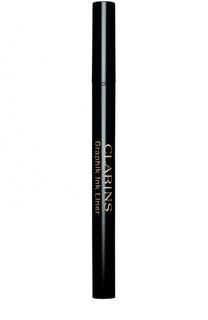 Подводка-фломастер для глаз Graphik Ink Liner, оттенок 01 Clarins