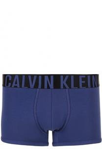 Хлопковые боксеры с широкой резинкой Calvin Klein Underwear