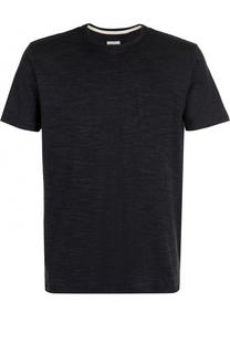 Хлопковая футболка с круглым вырезом Rag&Bone Rag&Bone