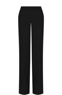 Однотонные расклешенные брюки St. John