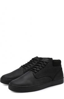 Кожаные ботинки Minnesota на шнуровке Affex