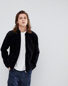 Вельветовая куртка Carhartt WIP - Темно-синий