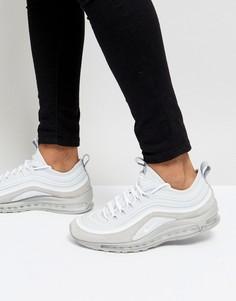 Серебристые кроссовки Nike Air Max 97 Ul 17 924452-002 - Серебряный
