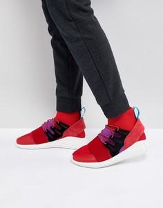 Красные зимные кроссовки adidas Originals Tubular Doom BY9397 - Красный
