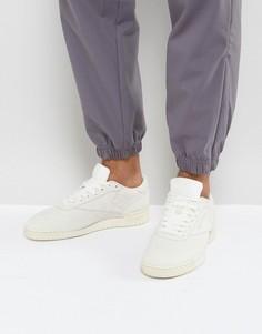 Белые низкие кроссовки Reebok Ex-O-Fit BS8316 - Белый