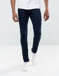 Синие джинсы суперузкого кроя Tom Tailor - Синий