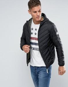 Дутая легкая куртка Tom Tailor - Черный