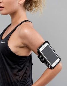 Повязка на руку Nike Running Flash Lean - Черный