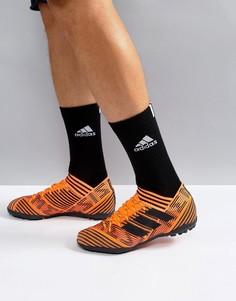 Оранжевые кроссовки adidas Football Nemeziz Tango 17.3 Astro Turf BY2827 - Оранжевый