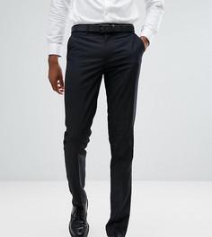 Черные зауженные брюки Farah TALL - Черный