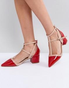 Туфли на каблуке Miss KG Averie - Красный