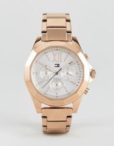 Золотистые часы-браслет Tommy Hilfiger 1781847 - Золотой