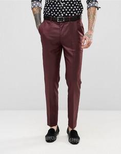 Облегающие брюки Devils Advocate - Красный