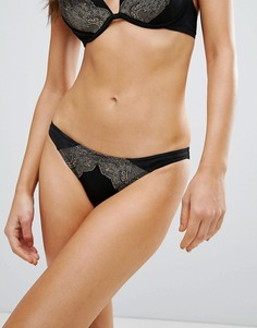 Плавки бикини Ann Summers - Черный