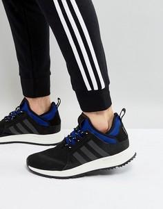 Черные кроссовки-ботинки adidas Originals X_PLR BZ0671 - Черный