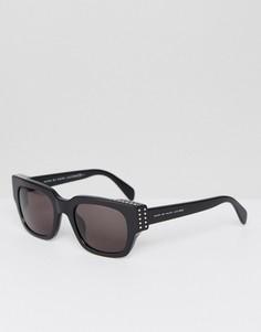 Солнцезащитные очки с квадратной оправой Marc By Marc Jacobs - Черный