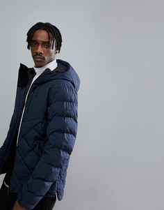 Темно-синяя дутая куртка Peak Performance Alaska - Темно-синий