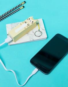 Портативное зарядное устройство в форме кошки Gift Republic - Мульти