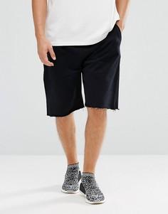 Черные шорты Mennace - Черный
