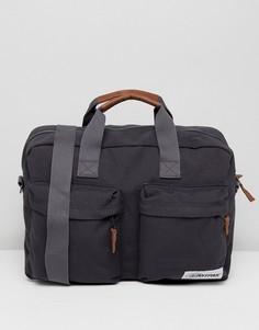 Черная сумка для ноутбука объемом 21,5 литра Eastpak Tomec - Черный