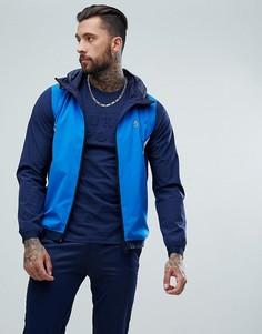 Спортивная куртка с капюшоном Luke Sport Ainslie - Синий