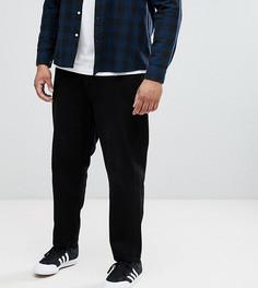 Черные расклешенные джинсы ASOS PLUS - Черный