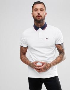 Белая футболка-поло с логотипом Levis Sportwear - Розовый Levis®
