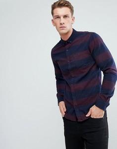 Рубашка с длинным рукавом Only & Sons - Коричневый