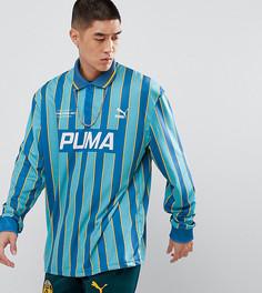 Футболка Puma Retro эксклюзивно для ASOS - Синий