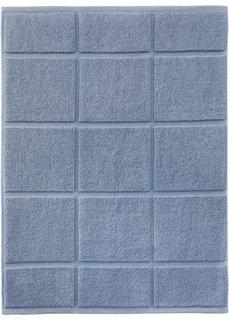 Полотенце для ног Яни (синий) Bonprix