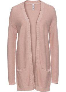 Кардиган (винтажно-розовый) Bonprix