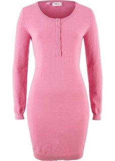 Трикотажное платье (малиновый) Bonprix