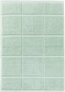 Полотенце для ног Яни (зеленый) Bonprix
