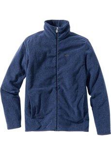Куртка Regular Fit (темно-синий меланж) Bonprix