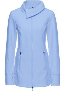 Куртка из флиса (синий жемчуг) Bonprix