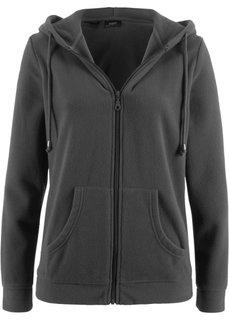 Куртка из флиса (шиферно-серый) Bonprix