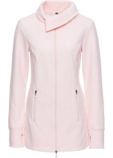 Куртка из флиса (нежно-розовый) Bonprix