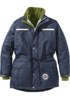 Куртка 4 в 1 (темно-синий) Bonprix