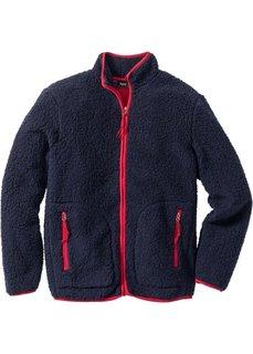 Куртка Regular Fit (темно-синий/темно-красный) Bonprix