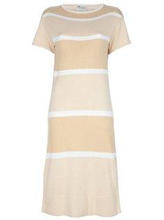 платье в полоску Courrèges Vintage