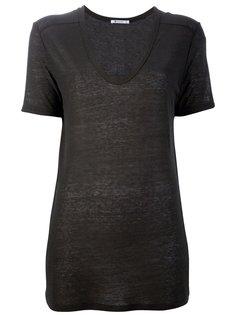 футболка без рукавов  T By Alexander Wang