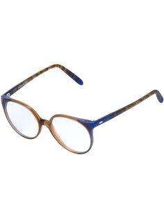 двухцветные оптические очки Cutler & Gross