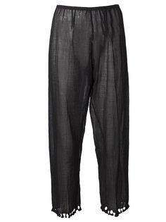 брюки с кисточками Dosa