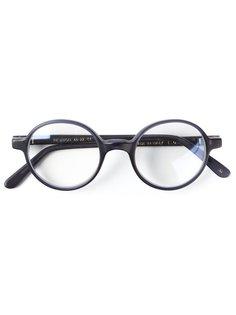 очки в круглой оправе L.G.R