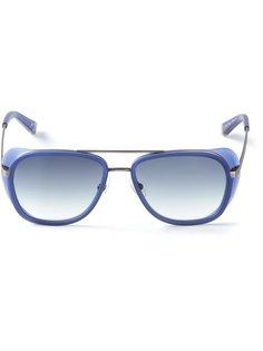 солнцезащитные очки в квадратной оправе Matsuda
