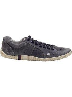 кроссовки с люверсами Osklen