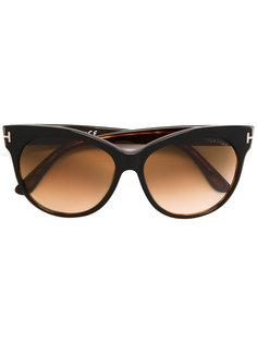 """солнцезащитные очки в оправе """"бабочка"""" Tom Ford Eyewear"""