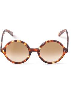 солнцезащитные очки в черепаховой оправе Cutler & Gross